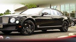 2012 Bentley Mulsanne Base