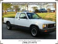 1993 GMC Sonoma Club Coupe 2WD