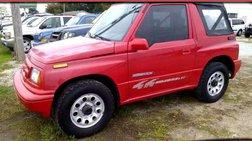 1996 Suzuki Sidekick JX