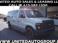 2010 Ford E-Series Wagon E-350