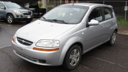 2008 Chevrolet Aveo Aveo5 Special Value