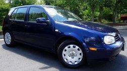 2004 Volkswagen Golf GL