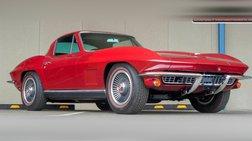 1967 Chevrolet Corvette UNRESTORED All-Original 36,222 Original Miles L79