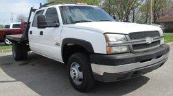 2003 Chevrolet Silverado 3500 LS