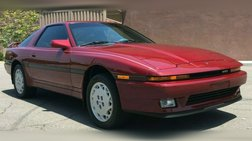 1988 Toyota Supra Base