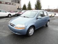 2008 Chevrolet Aveo Aveo5 Special Value