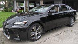 2016 Lexus GS 200t 4DR SDN RWD
