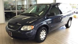 2003 Chrysler Town and Country Base