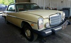 1974 Mercedes-Benz Clean title