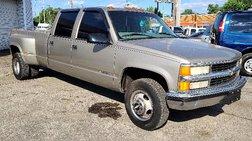 2000 Chevrolet C/K 3500 Crew Cab Long Bed 2WD
