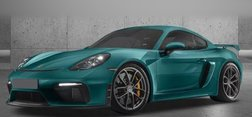 2020 Porsche 718 Cayman S