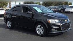 2019 Chevrolet Sonic LS Auto