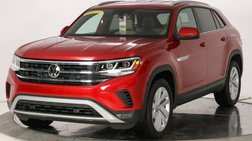 2020 Volkswagen Atlas Cross Sport SE with Technology