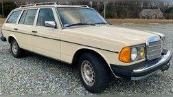 1981 Mercedes-Benz 300-Class 300 TD