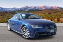2012 Audi TTS 2.0T quattro Premium Plus