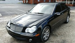 2007 Mercedes-Benz C-Class C 280 Luxury 4MATIC