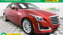 2018 Cadillac CTS 3.6L Premium Luxury