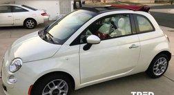 2014 Fiat 500C Pop