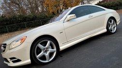 2012 Mercedes-Benz CL-Class CL 550 4MATIC