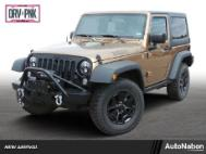 2015 Jeep Wrangler Willys Wheeler