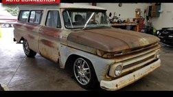 1965 Chevrolet Suburban RAT ROD