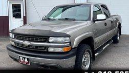 2002 Chevrolet Silverado 1500HD HD LS Crew Cab 4WD