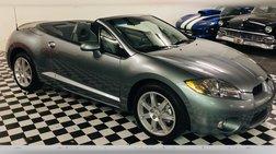 2007 Mitsubishi Eclipse 2dr Spyder Manual GT