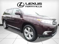 2012 Toyota Highlander Limited