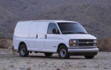 1999 Chevrolet Express Cargo Van G1500