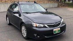 2008 Subaru Impreza 5dr Auto i w/Premium Pkg