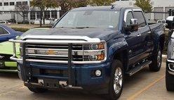 2018 Chevrolet Silverado 2500HD High Country