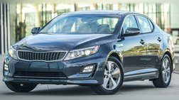 2015 Kia Optima Hybrid Base
