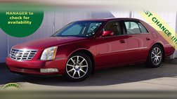 2007 Cadillac DTS Performance