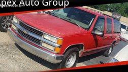 1999 Chevrolet Suburban Base