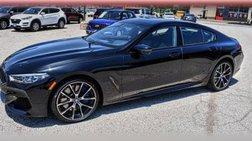 2021 BMW 8 Series 840i xDrive Gran Coupe