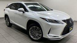 2020 Lexus RX 450hL Luxury