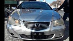 2008 Acura RL 4dr Sdn Tech/CMBS w/PAX (Natl)