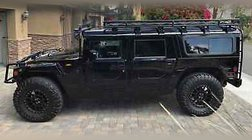 2000 AM General Hummer Hard Top