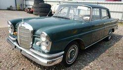 1963 Mercedes-Benz 1963 MERCEDES-BENZ 220 SB