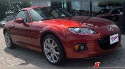 2015 Mazda MX-5 Miata Grand Touring