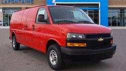 2021 Chevrolet Express Cargo Van 3500