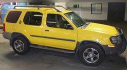 2002 Nissan Xterra SE S/C