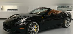 2011 Ferrari California Base