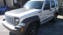 2011 Jeep Liberty Renegade