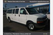 2015 Chevrolet Express LT 3500