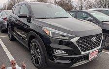 2021 Hyundai Tucson Sport