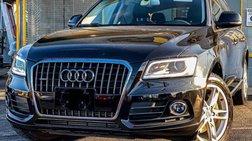 2014 Audi Q5 3.0 quattro TDI Premium Plus