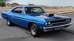 1970 Plymouth B7 Mopar Blue