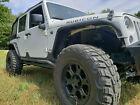 2014 Jeep Wrangler Unlmited Rubicon