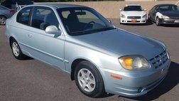 2005 Hyundai Accent GS